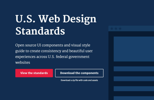 U.S. Web Design Standards